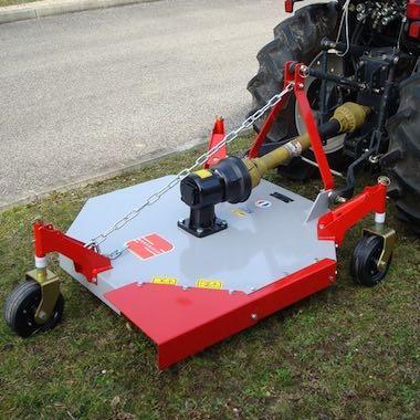 Morgnieux, équipements pour tracteur - MECAFOR Soissons
